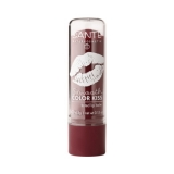 BIO Tónovací balzam na pery Smooth Color Kiss SOFT PLUM