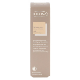 Logona make - up Natural Finish