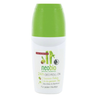 24h deodorant roll-on BIO oliva a bambus